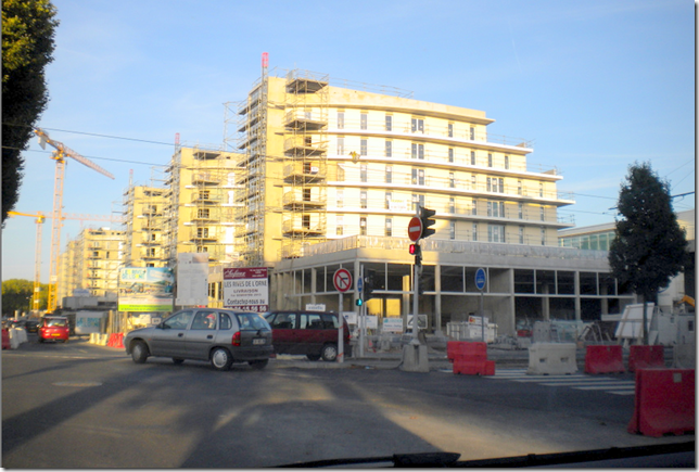 Caen savez vous caen de nouveaux sens de circulation - Appartement rives de l orne caen ...