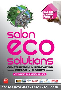 Caen savez vous la ville de caen pr sente au salon eco for Salon habitat caen
