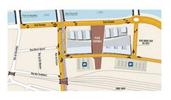 caen savez vous circulation altern e aux abords du parcotrain du 10 au 21 d cembre. Black Bedroom Furniture Sets. Home Design Ideas