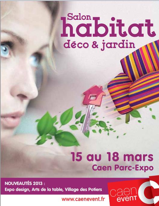Caen savez vous for Salon habitat caen