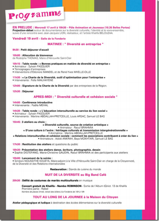 clair services rencontres loisirs
