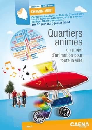 Caen savez vous 2014 juin 10 - Piscine chemin vert caen ...