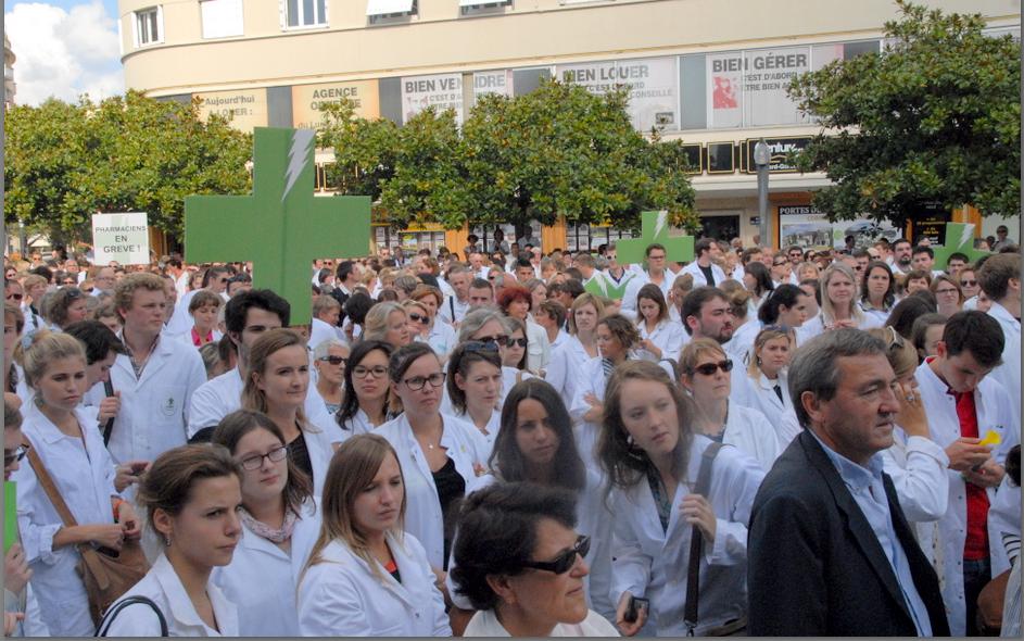 Caen savez vous r forme envisag es des professions lib rales 1500 manifestants dans les - Cabinet recrutement caen ...