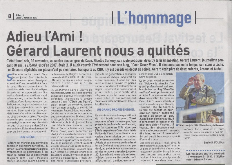 exemple d article de journal fait divers